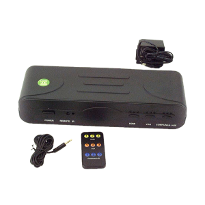 5 Position HDMI Video Switch Box - IEC