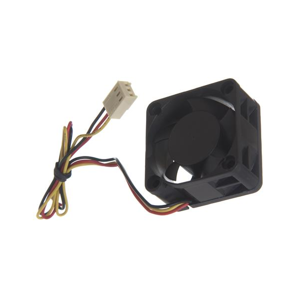 Cooling Fan 12v 3 Pin Motherboard Connector 40mm X 40mm