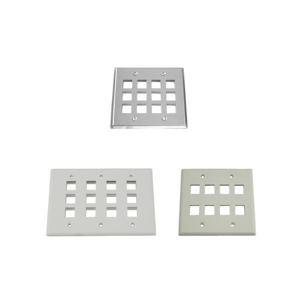 Keystone Plates