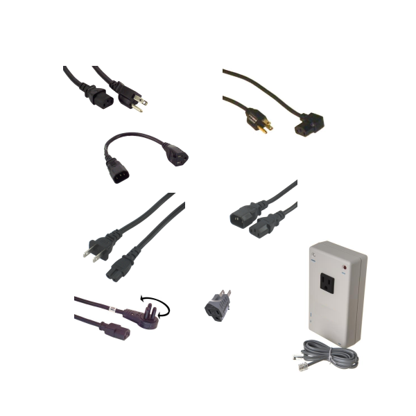 AC Power Cords & Connections