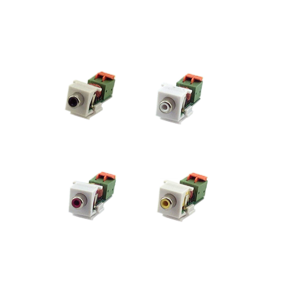 _ Inserts with A/V Balun