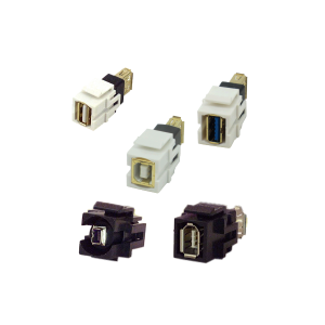 _ Inserts with USB & Firewire