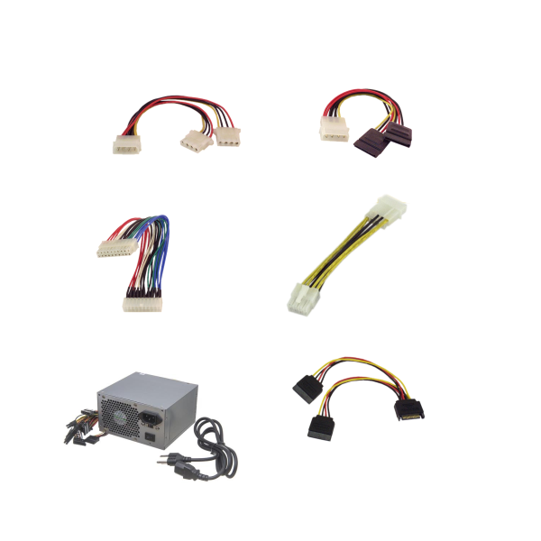 Internal Power Supplies & Internal Power Connections