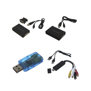 USB Media DIsplay Adapters & Audio Adapters
