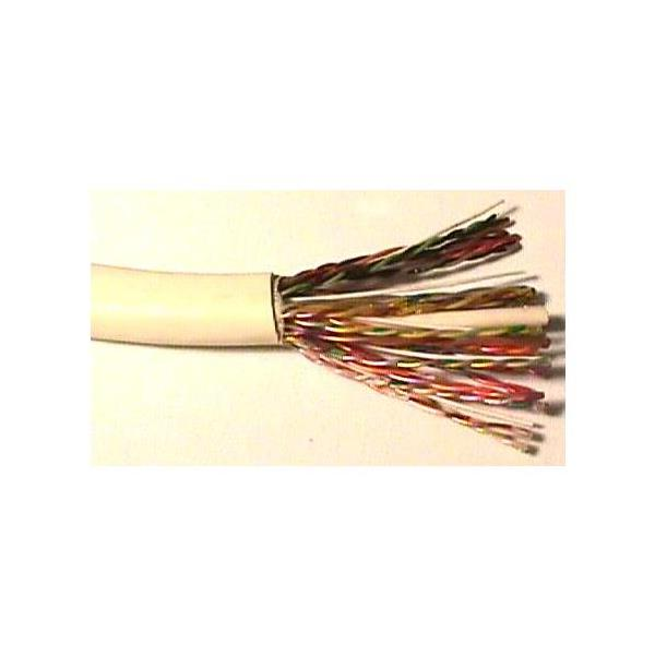 24 Gauge 25 Pair Solid Category 5 Plenum Cable - IEC