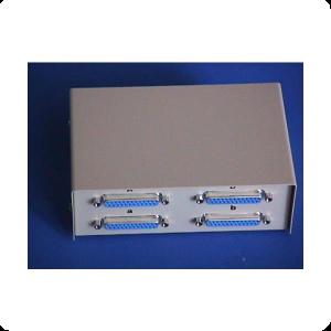 3 Position CN36 Switch Box - IEC