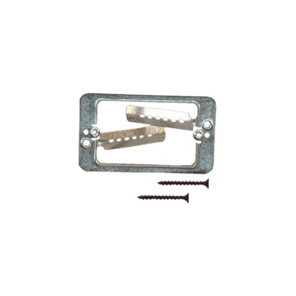 wall box eliminator one gang bracket