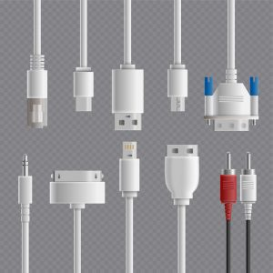 IEC cable distribution
